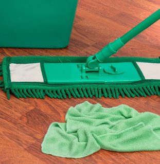 Is mopping your tiles really enough to keep them clean?
