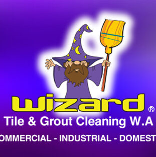 Wizard Cleaning Perth Logo