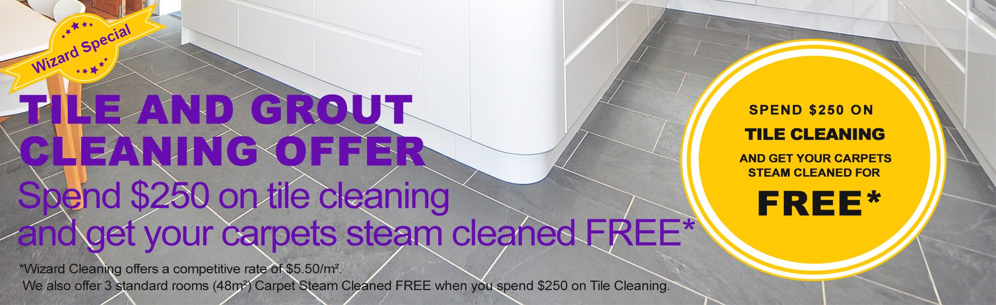 Tile clean banner NEW